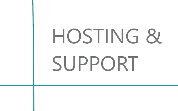 hosting and support lagom digital
