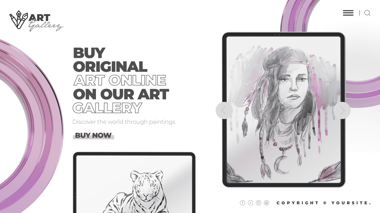 art creator website